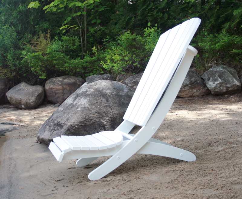 Adirondack Beach Chair Plans The Barley Harvest Woodworking