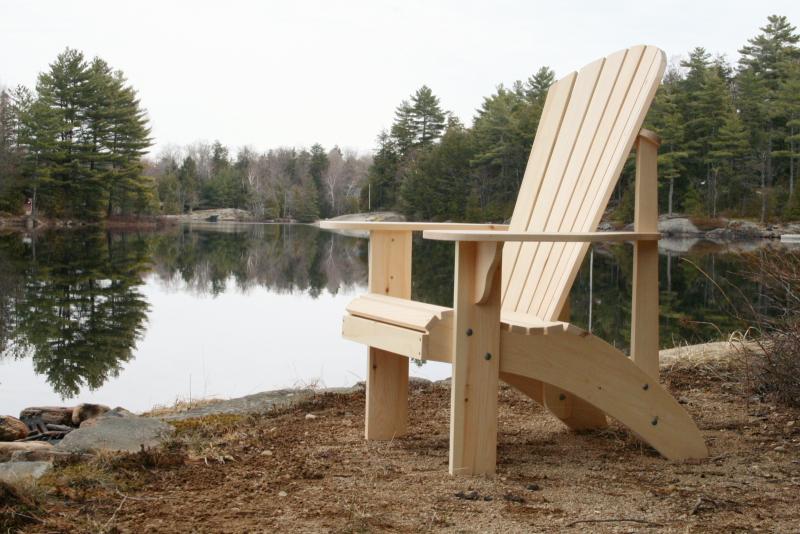 Adirondack Grandpa Chair Plans The Barley Harvest