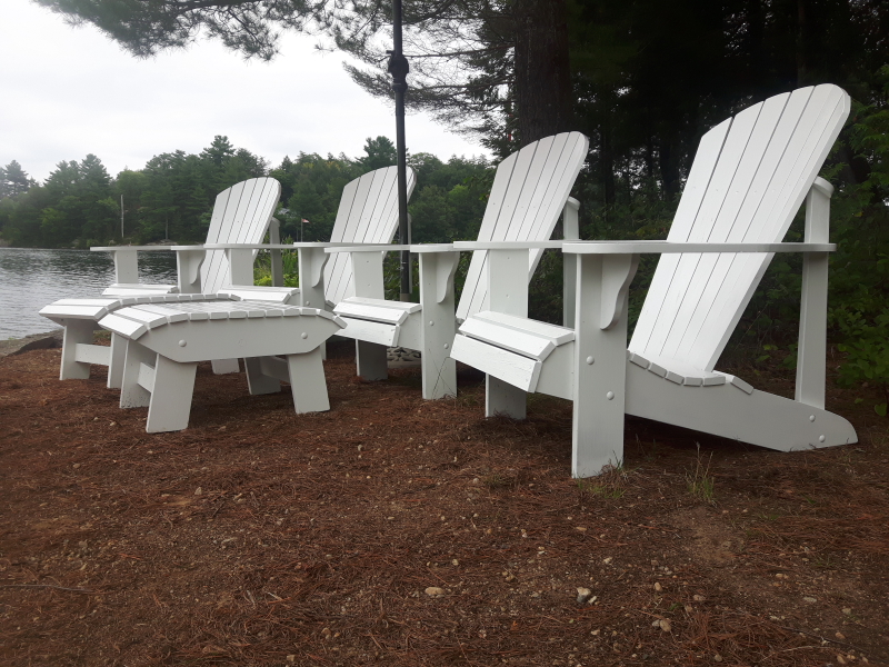 It's just a picture of Printable Adirondack Chair Plans throughout shanty 2 chic