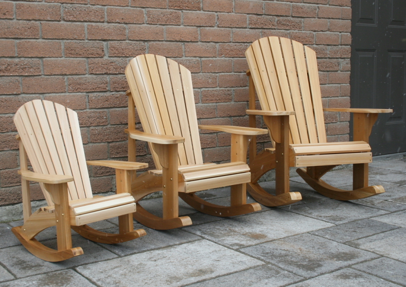 Child Size Adirondack Rocking Chair Plans The Barley Harvest