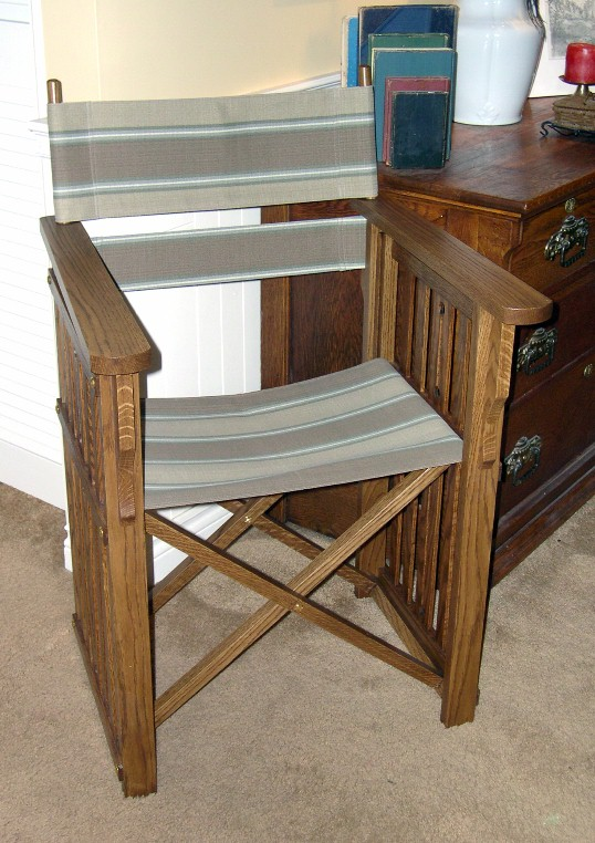 Mission Folding Chair The Barley Harvest Woodworking Plans